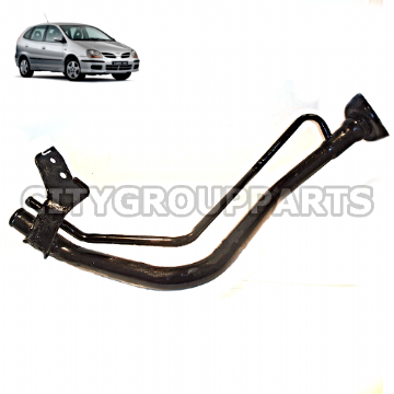 NISSAN ALMERA TINO VM10 MODELS FROM 2000 - 06 PETROL & DIESEL FUEL NECK FILLER METAL PIPE